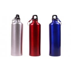 Fľaša na vodu s karabínou