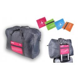 Skladacia cestovní taška Happy Flight 32l