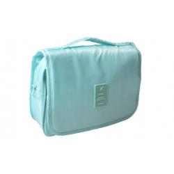 Kozmetická taška závesná  zelená