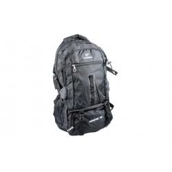 Hosen batoh outdoorový čierný 65l