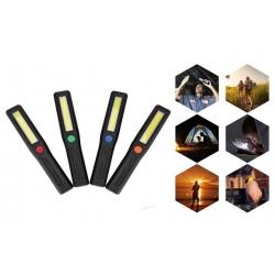 Magnetické LED svietidlo