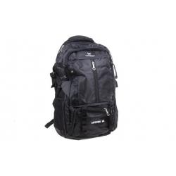 Hosen batoh outdoorový čierný 65l vzor2