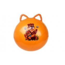 Skákací lopta oranžová