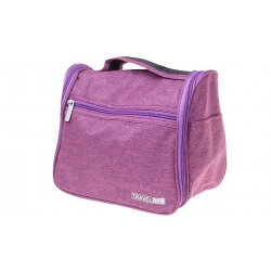 Kozmetická taška Travel Bag fialová