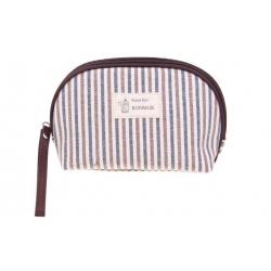 Kozmetická taška Handmade pruhovaná vzor 6