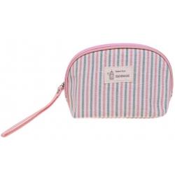 Kozmetická taška Handmade pruhovaná vzor 5