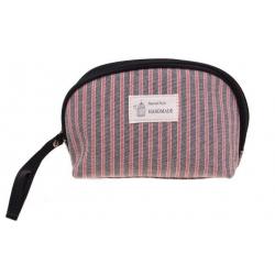 Kozmetická taška Handmade pruhovaná vzor 4