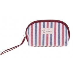 Kozmetická taška Handmade pruhovaná vzor 3