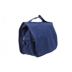Kozmetická taška závěsná Travel Boxin tmavo modrá