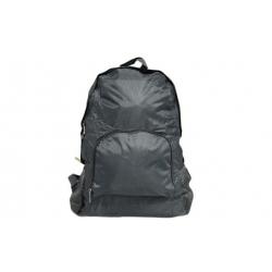 Skladací cestovný batoh šedý