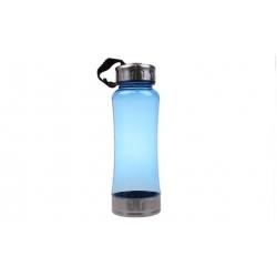 Fľaša na pitie modrá