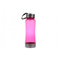 Fľaša na pitie ružová