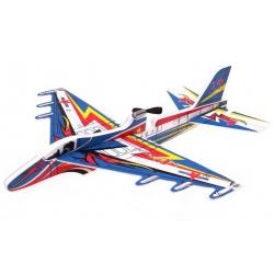 Lietajúci penové lietadlo na USB vzor 4