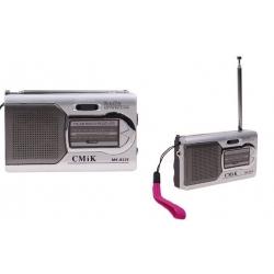 Vreckové rádio MK-822E