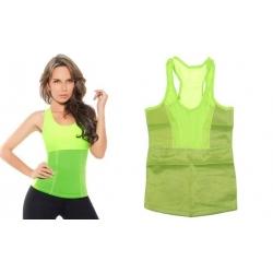 Chudnúce tielko dámske zelené vel.XL