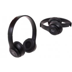 Hudobná slúchadlá P8047 čierna