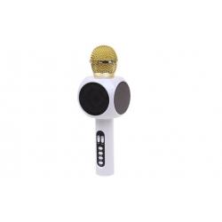 Karaoke mikrofón WS-1816 biely