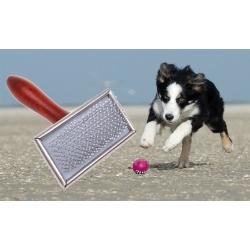 Vyčesávacia hrebeň pre psov a mačky