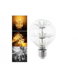 LED žiarovka G80