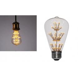 LED žiarovka ST64