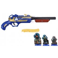 Detská guličková pištole modrá
