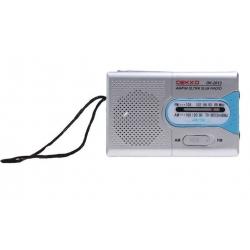 Prenosné vreckové rádio