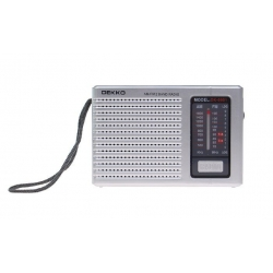 Prenosné vreckové rádio DK0901