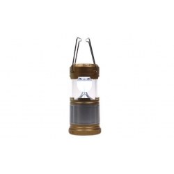 Kempingová lucerna GL-9566 zlatá