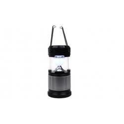 Kempingová lucerna GL-9566 čierna