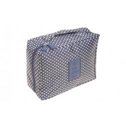 Kozmetická taška Travel modrozelená