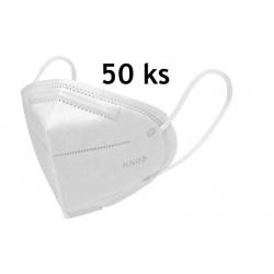 Respirátor KN95 50ks
