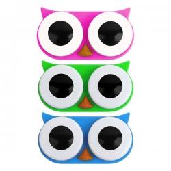 Puzdro na kontaktné šošovky Sova
