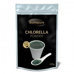 BioNature Chlorella prášok 200g