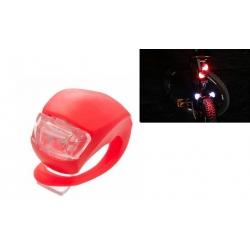 LED svetlo na bicykel červené