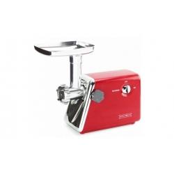 Elektrický mlynček na mäso Royalty Line RL-MG5  červený