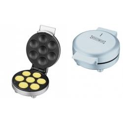 Muffinovač Royalty Line RL-CM1000 strieborný
