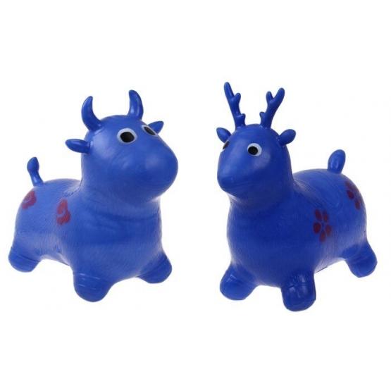 Hopsadlo pre deti - veľké modré