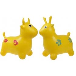 Hopsadlo pre deti - veľké žlté